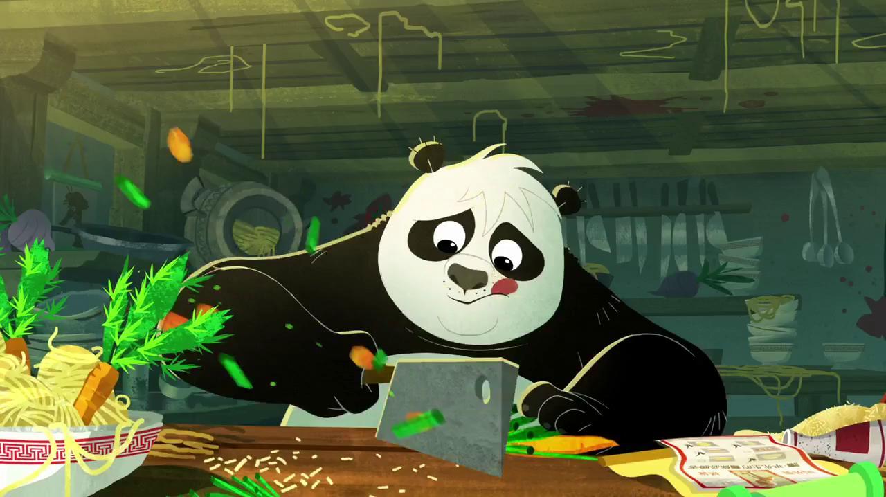 Кунг-фу панда 5 секретных тайн